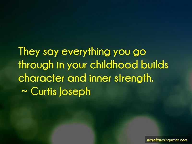 Curtis Joseph Quotes Pictures 2