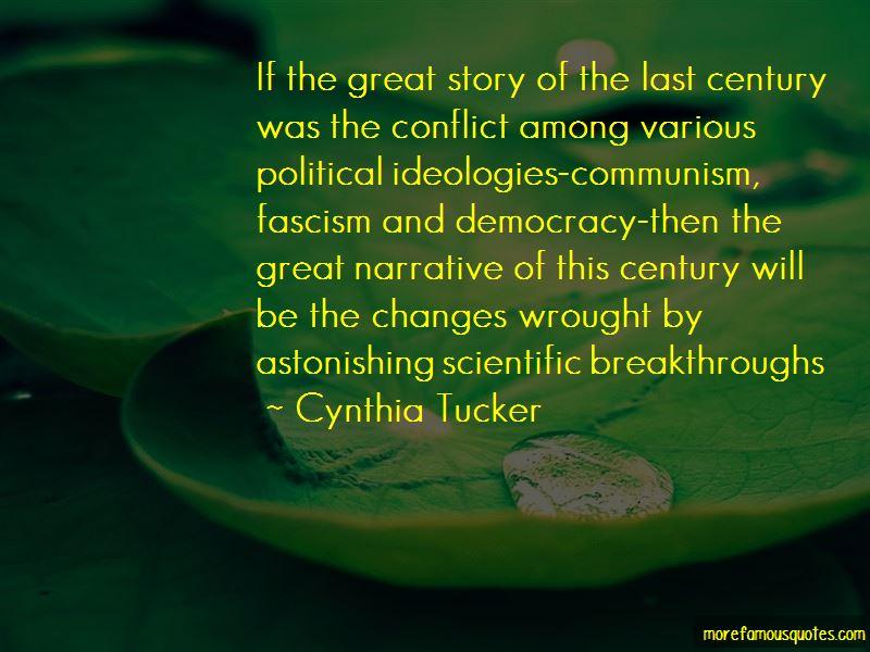 Cynthia Tucker Quotes
