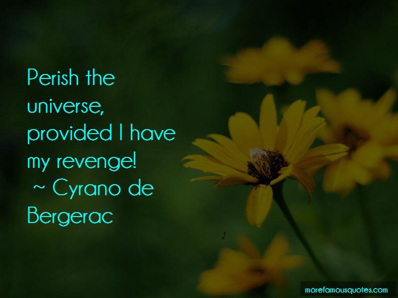 Cyrano De Bergerac Quotes