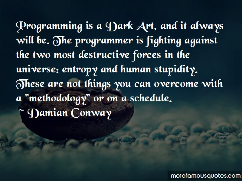 Damian Conway Quotes Pictures 3