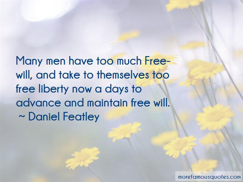 Daniel Featley Quotes