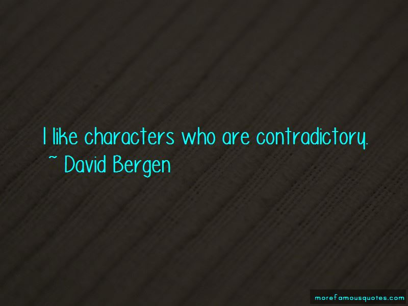 David Bergen Quotes Pictures 4