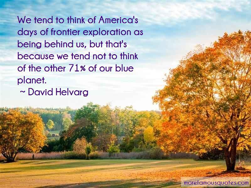 David Helvarg Quotes
