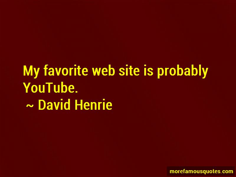 David Henrie Quotes Pictures 3