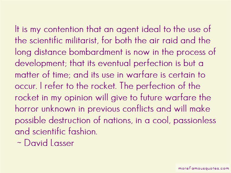 David Lasser Quotes