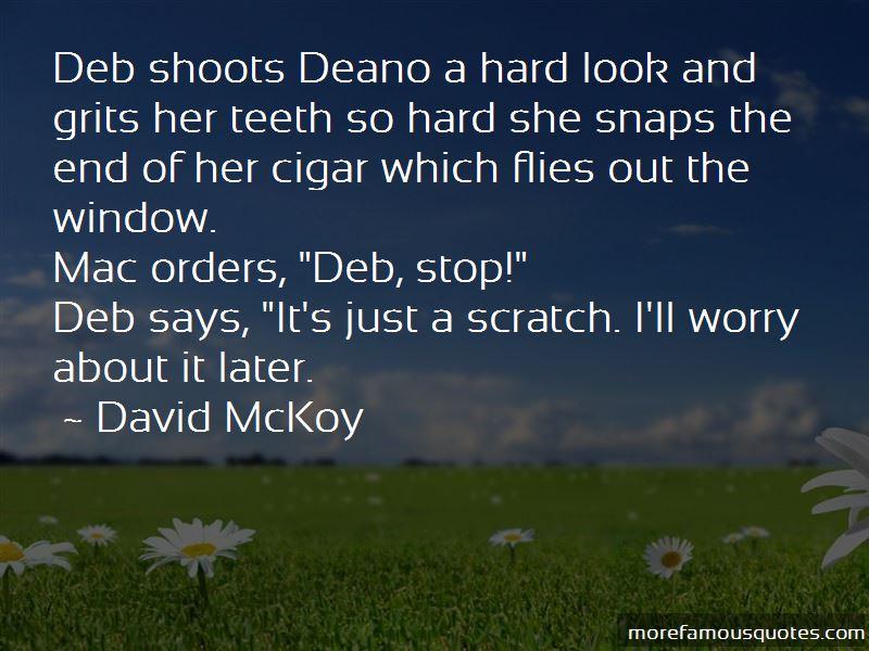 David McKoy Quotes Pictures 2