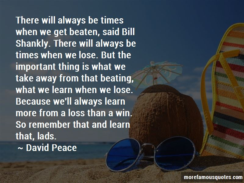 David Peace Quotes Pictures 3