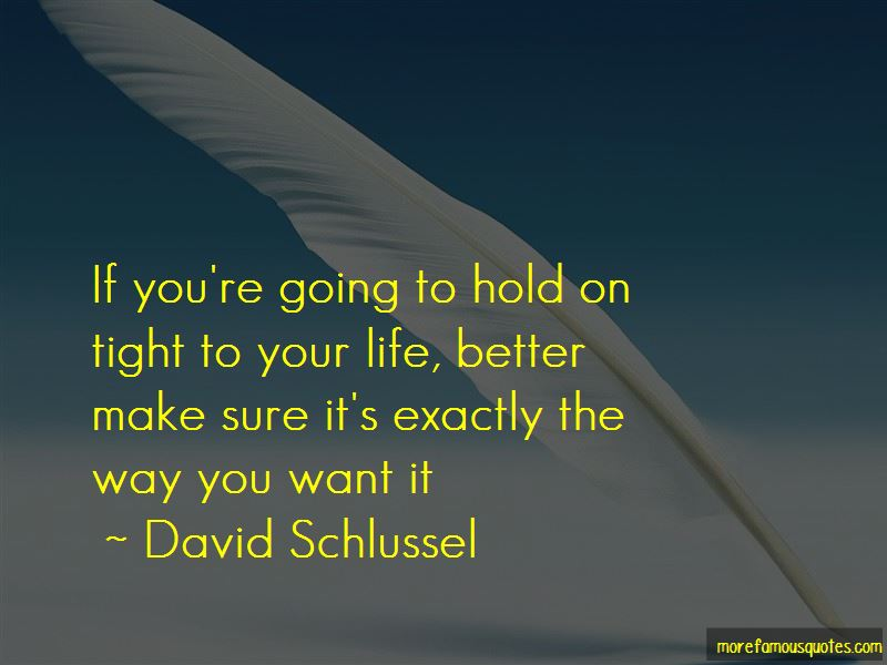 David Schlussel Quotes