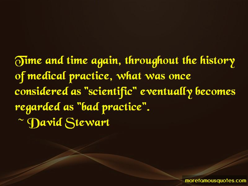 David Stewart Quotes