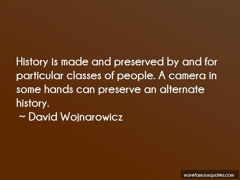 David Wojnarowicz Quotes