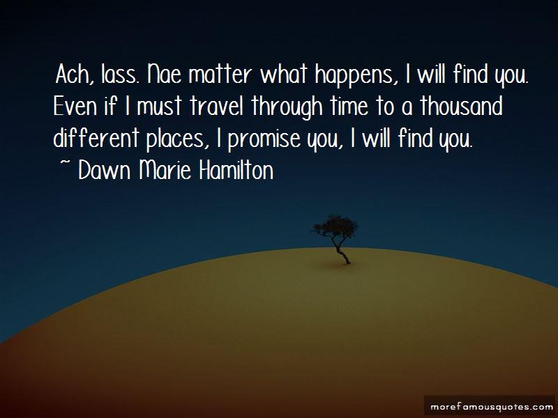 Dawn Marie Hamilton Quotes Pictures 2