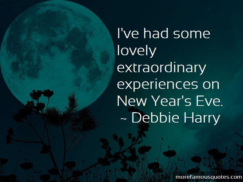 Debbie Harry Quotes