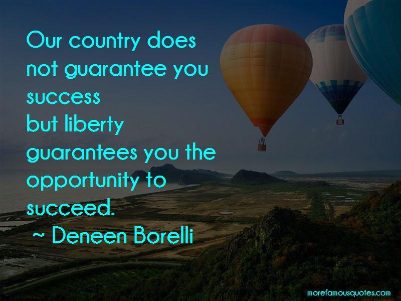 Deneen Borelli Quotes Pictures 3