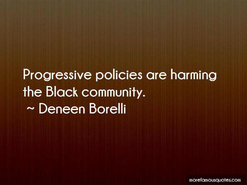 Deneen Borelli Quotes