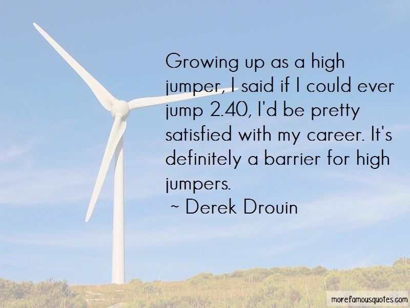 Derek Drouin Quotes Pictures 2