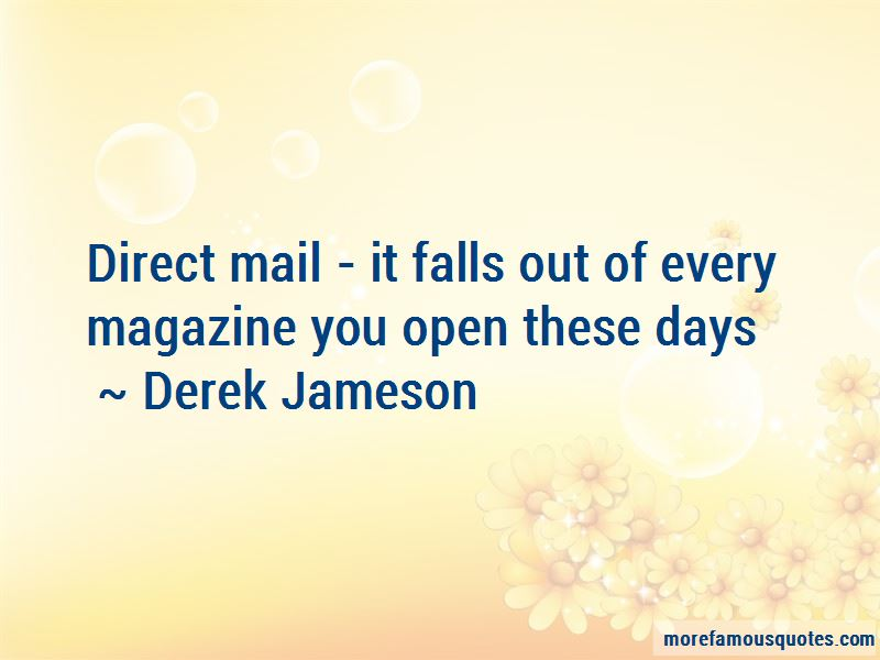 Derek Jameson Quotes Pictures 2