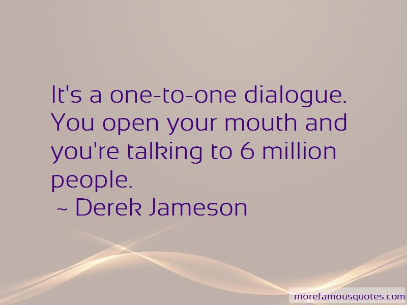 Derek Jameson Quotes