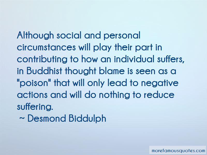 Desmond Biddulph Quotes