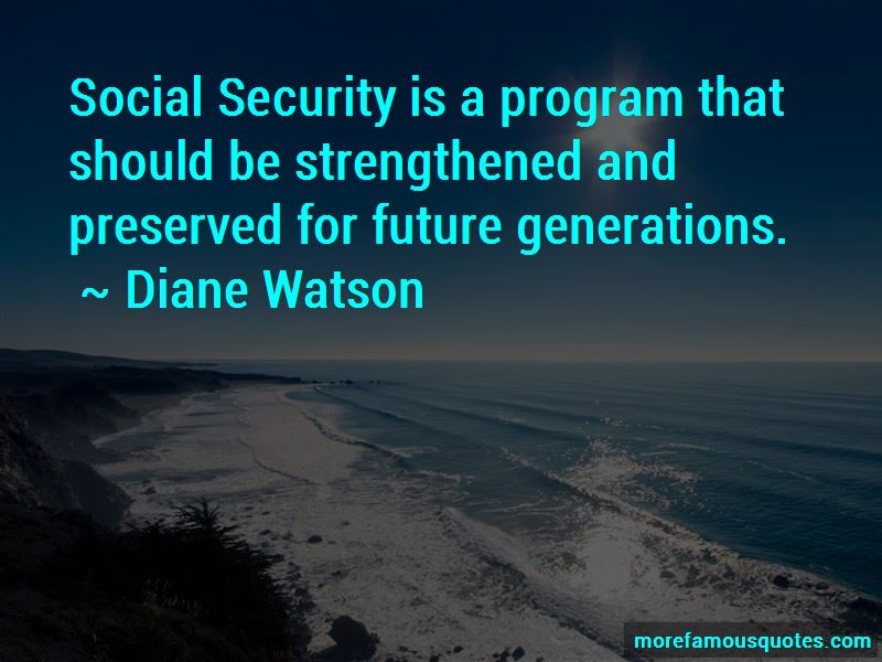 Diane Watson Quotes Pictures 2