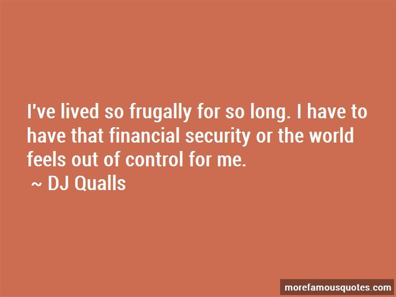 DJ Qualls Quotes Pictures 2