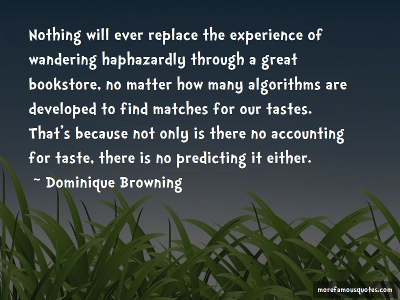 Dominique Browning Quotes Pictures 2