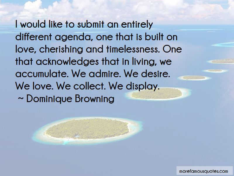 Dominique Browning Quotes Pictures 3
