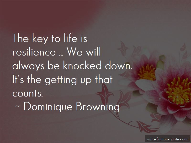 Dominique Browning Quotes