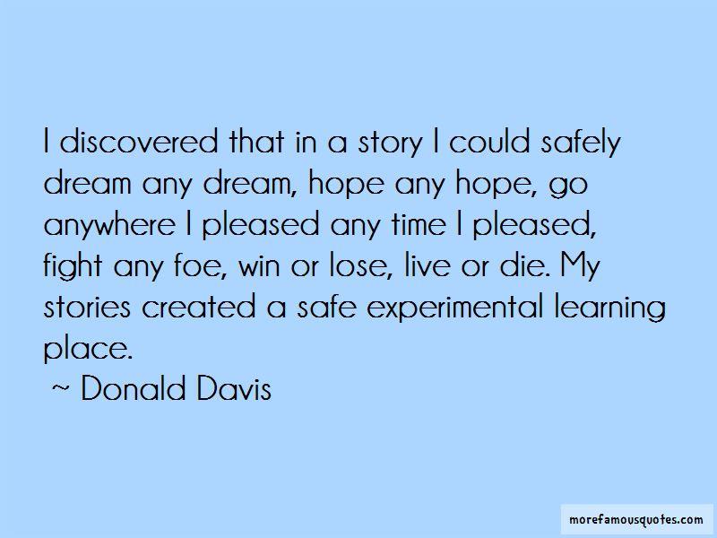 Donald Davis Quotes Pictures 3