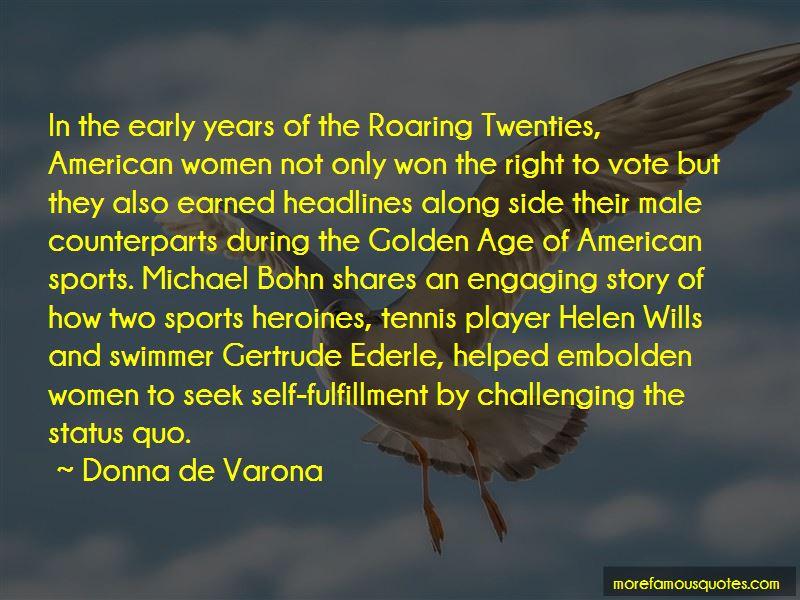 Donna De Varona Quotes Pictures 2