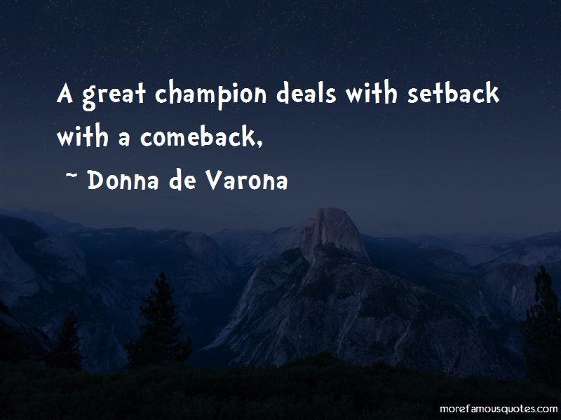Donna De Varona Quotes Pictures 3
