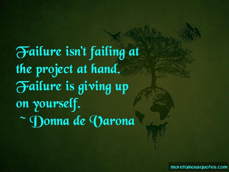 Donna De Varona Quotes