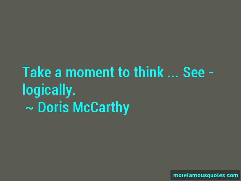 Doris McCarthy Quotes Pictures 3