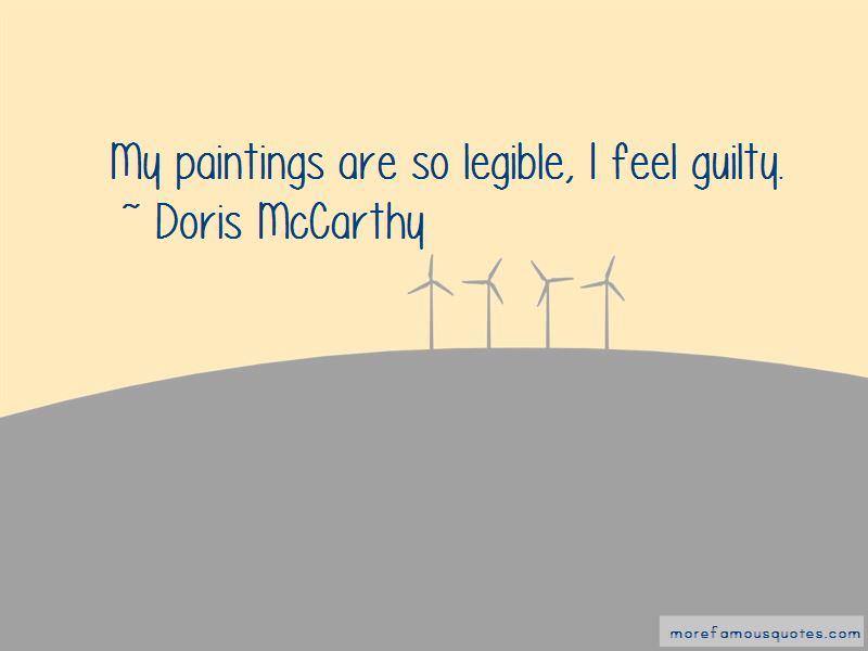Doris McCarthy Quotes Pictures 4
