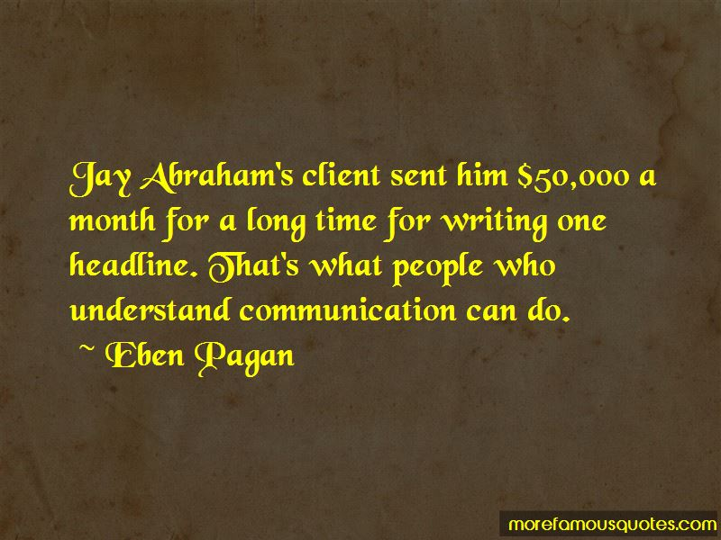 Eben Pagan Quotes Pictures 2