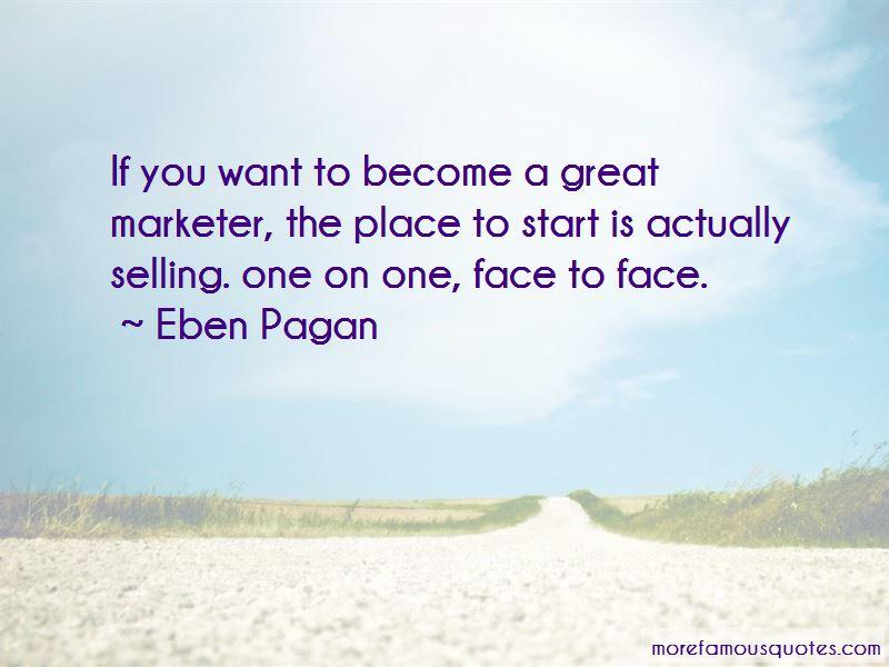 Eben Pagan Quotes