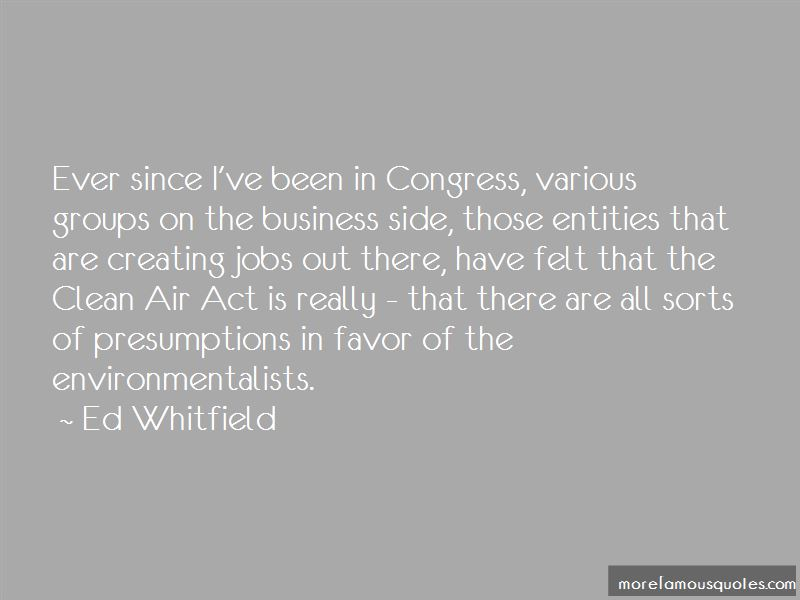 Ed Whitfield Quotes Pictures 2