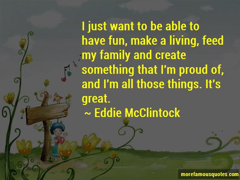 Eddie McClintock Quotes Pictures 4