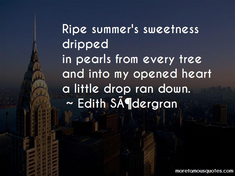 Edith Sodergran Quotes Pictures 4