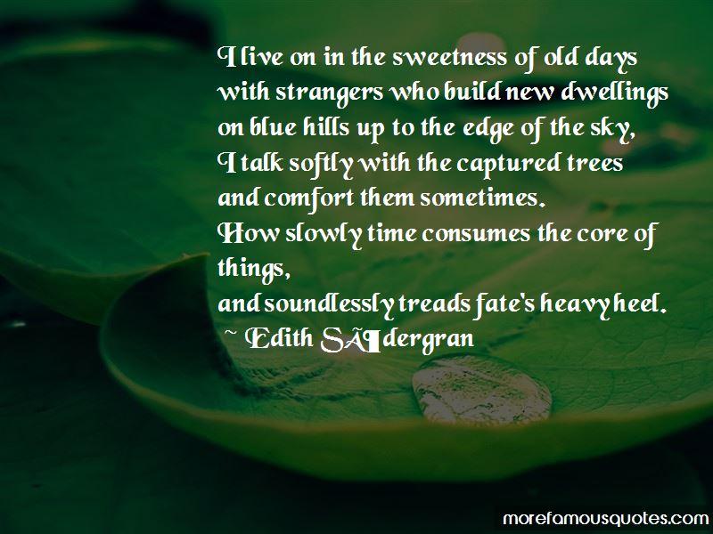 Edith Sodergran Quotes