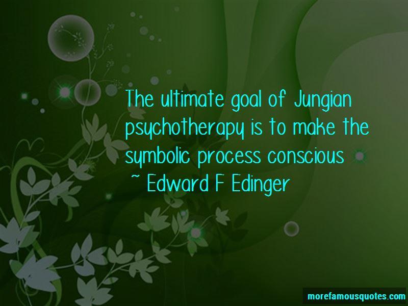 Edward F Edinger Quotes Pictures 2