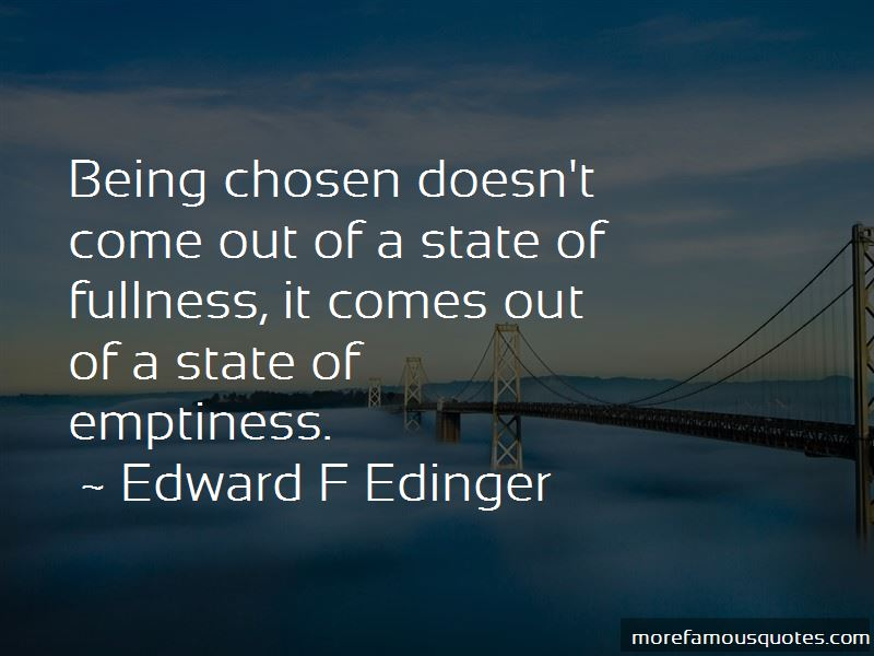 Edward F Edinger Quotes Pictures 3