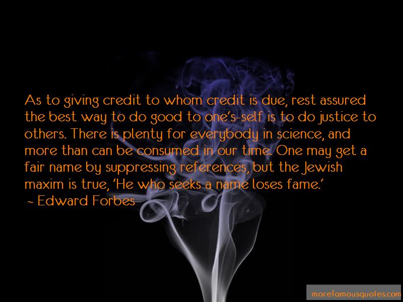 Edward Forbes Quotes Pictures 2