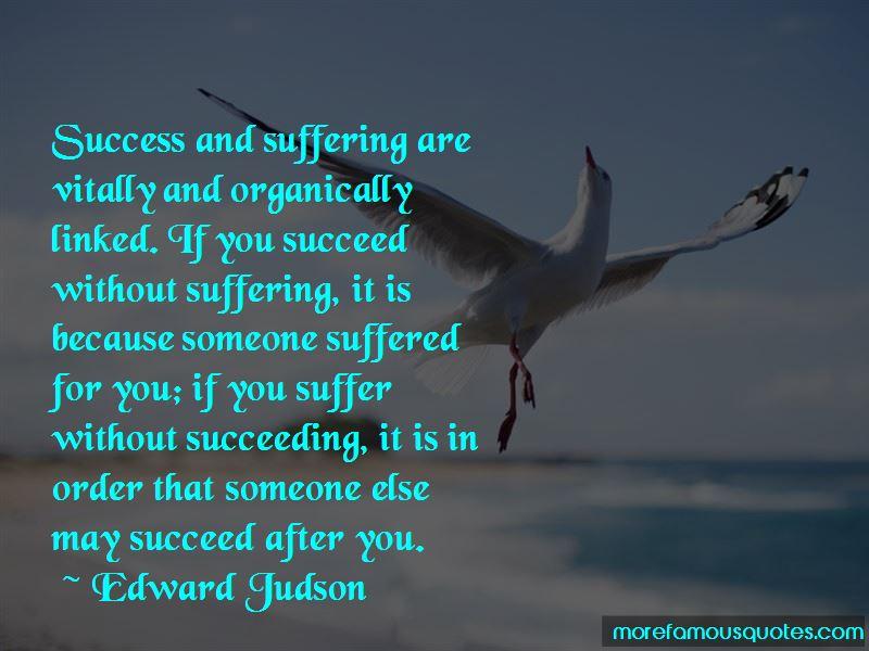 Edward Judson Quotes