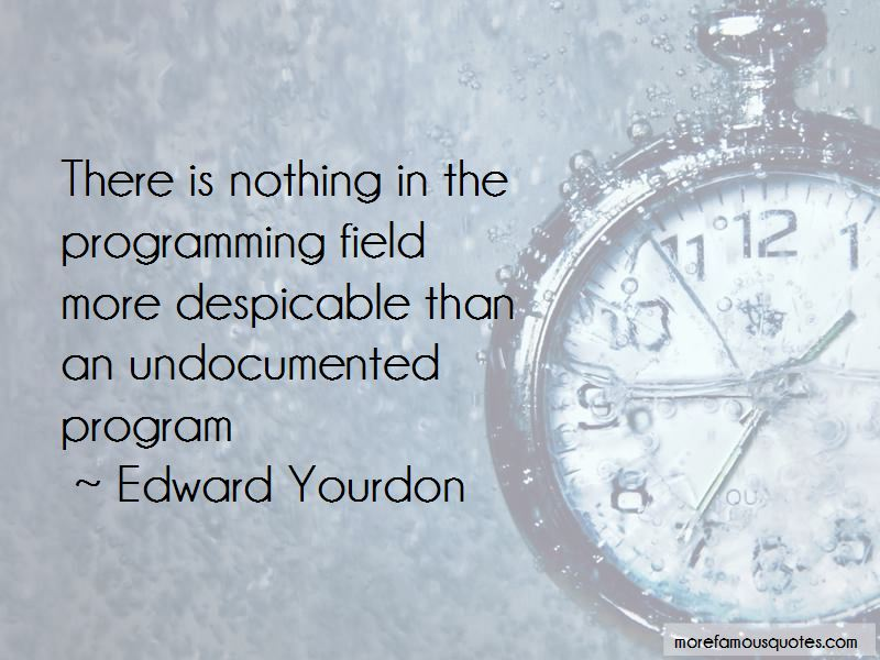 Edward Yourdon Quotes Pictures 2