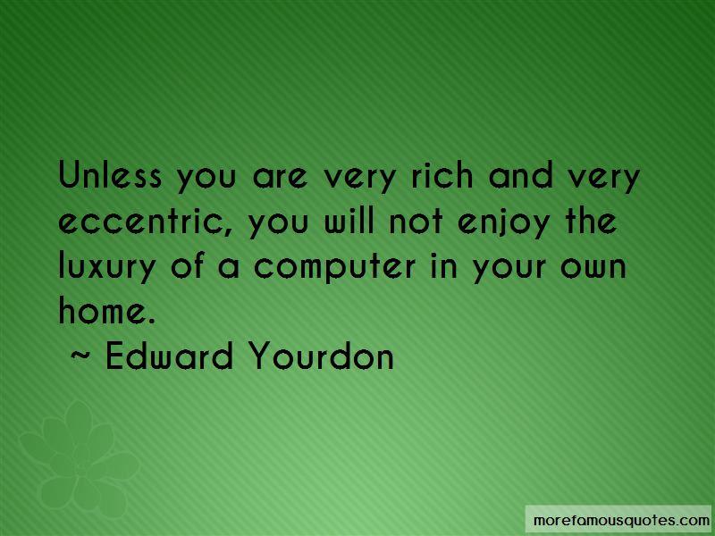 Edward Yourdon Quotes