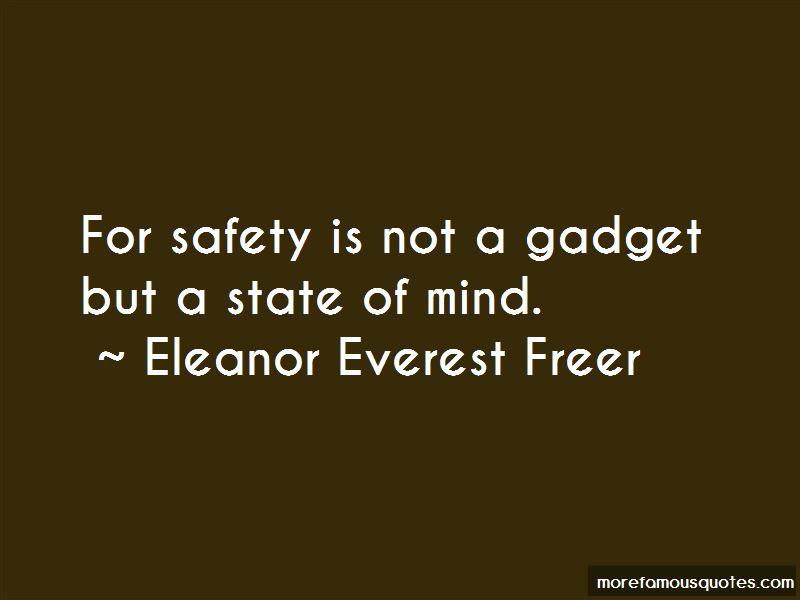 Eleanor Everest Freer Quotes