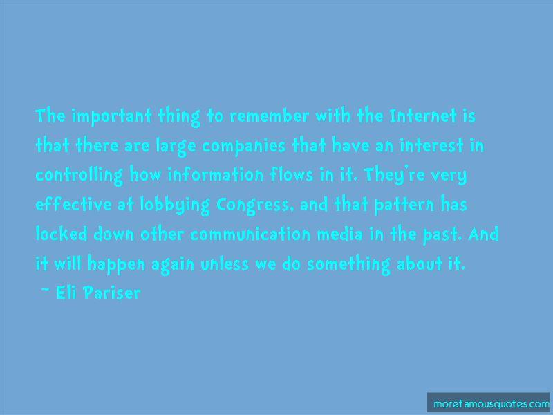 Eli Pariser Quotes