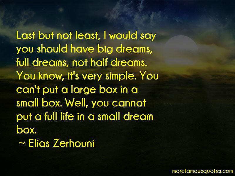 Elias Zerhouni Quotes Pictures 2