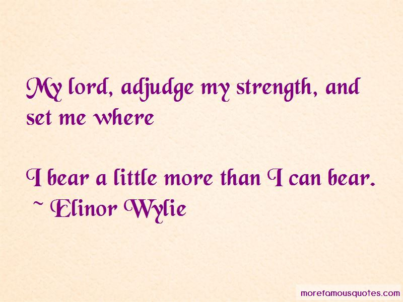 Elinor Wylie Quotes Pictures 3