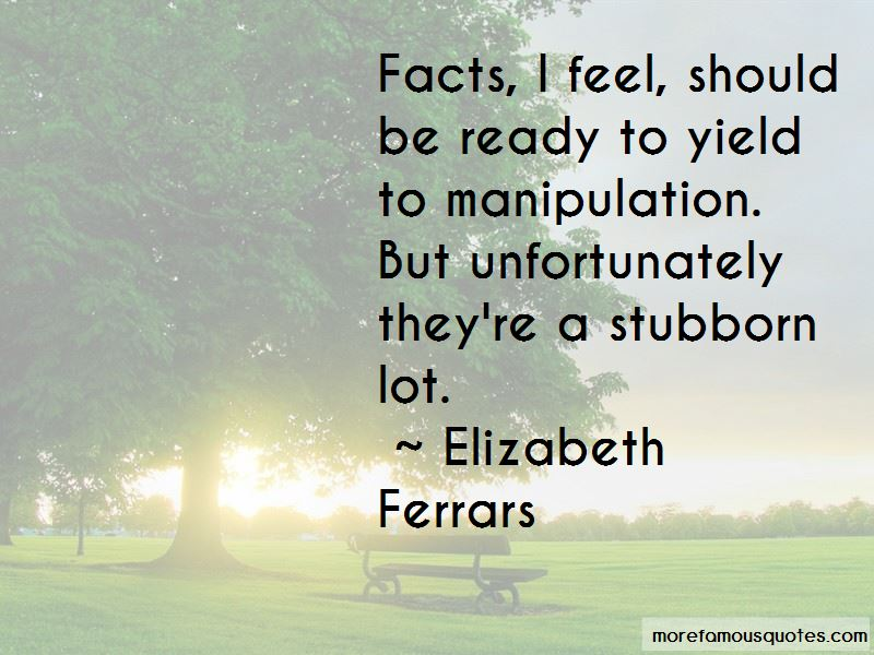 Elizabeth Ferrars Quotes Pictures 4